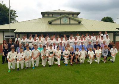 Dorchester Cricket Club - Pavilion Photo