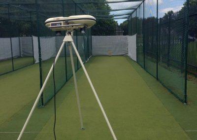 Dorchester Cricket Club - The Bowling Machine