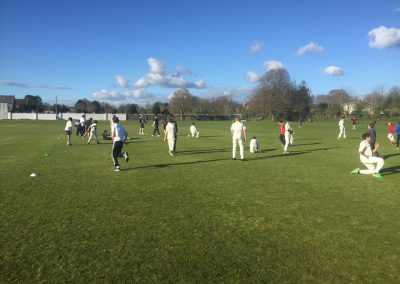 Dorchester Cricket Club - Juniors Training Session