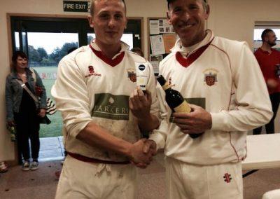 Dorchester Cricket Club - Sean Fitzgerald